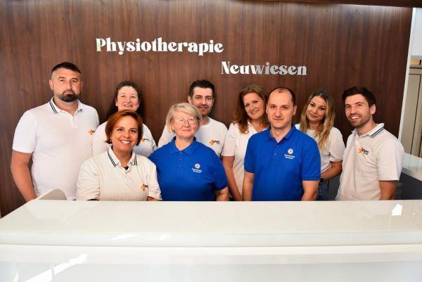 Physiotherapeut Dübendorf