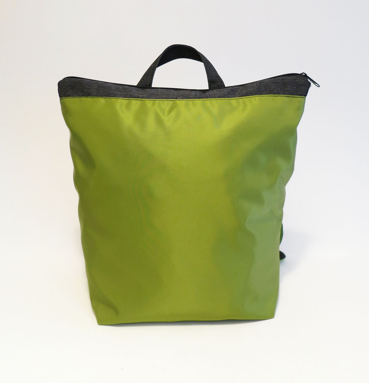 Sacados Light Toile nylon vert Anis