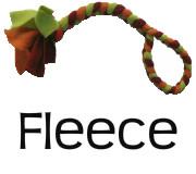 Fleece-Spielzeug