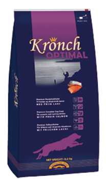 Henne Pet Food Kronch Optimal Puppy