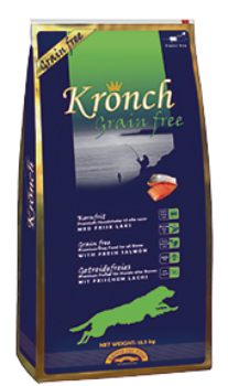 Henne Pet Food Kronch Grainfree
