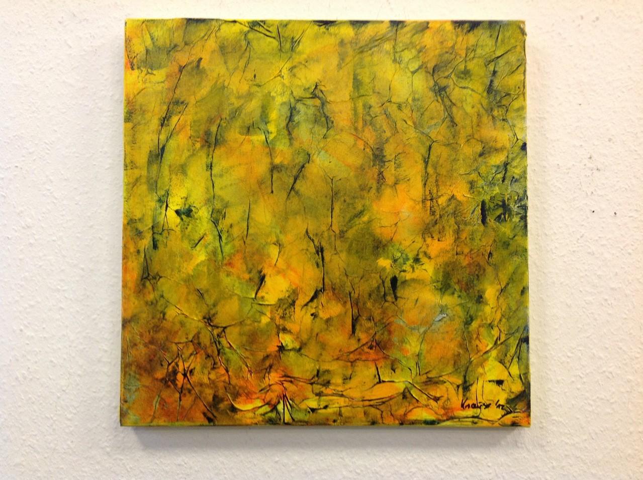 Dietmar Krause, Acryl auf Leinwan, 50 x 50cm