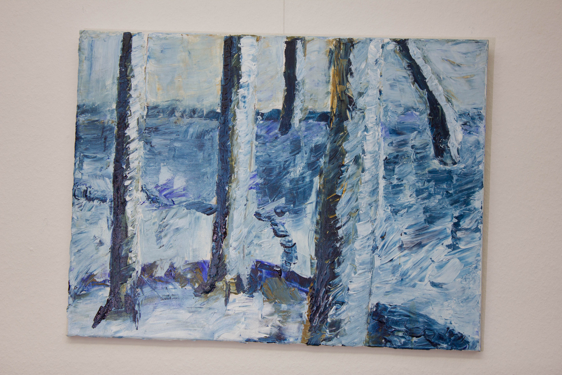 Nr. 6 Dietmar Krause, Acryl auf Leinwand