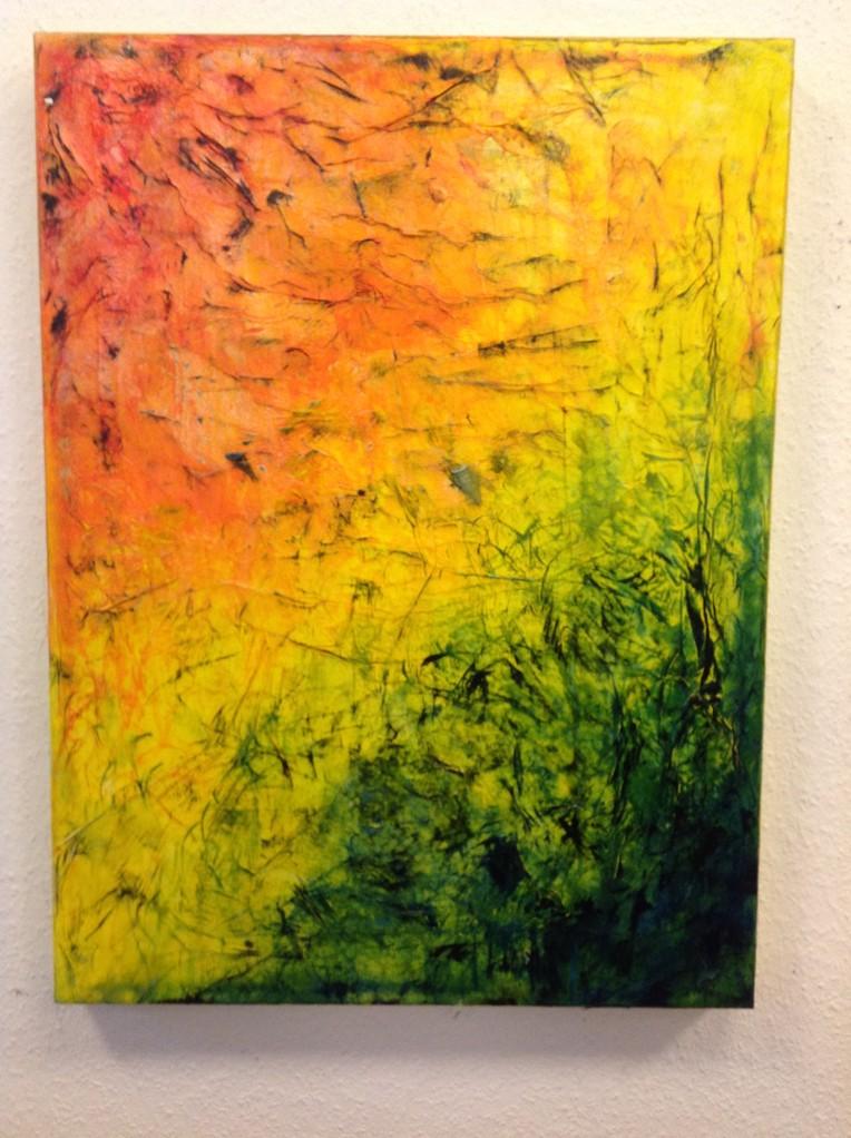 Dietmar Krause, Acryl auf Leinwand, 60 x 80cm