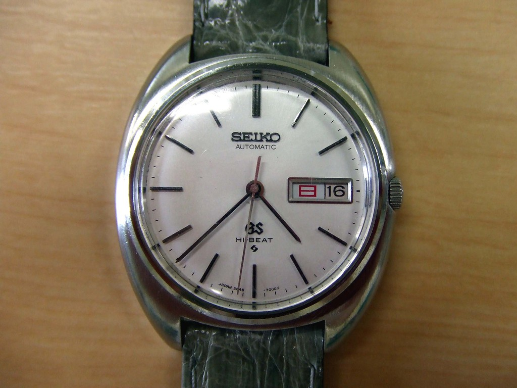 GS HI-BEAT (SEIKO)