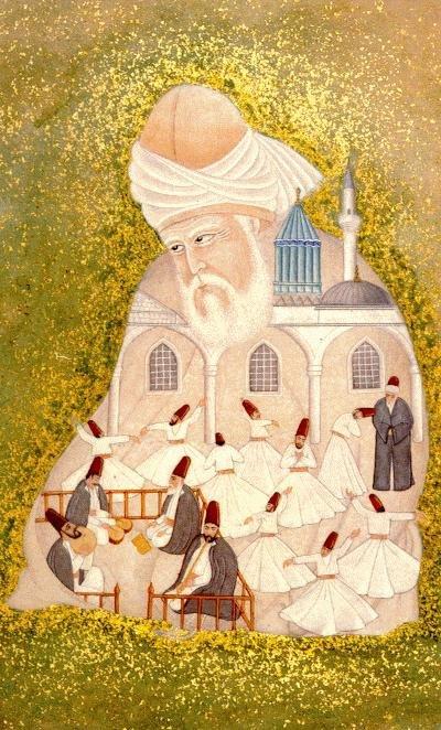 poème de Rumi