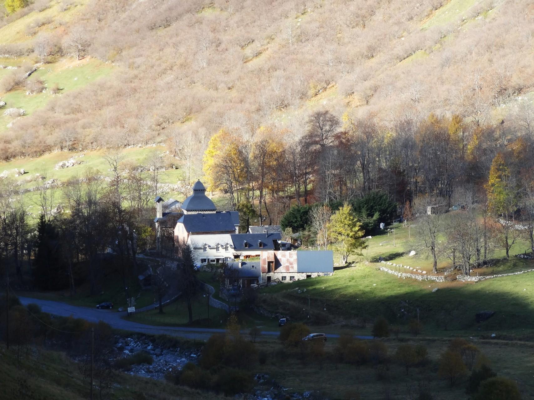 Village de Héas