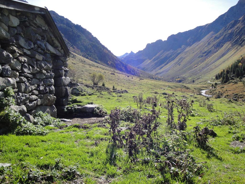 Cabanes de bergers