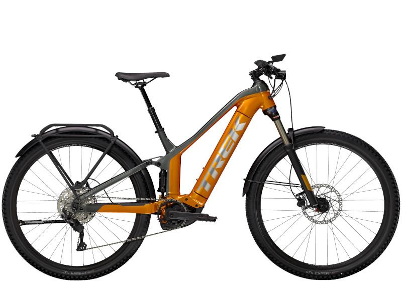 Powerfly FS4 EQ orange