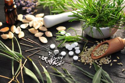 Therapeverfahren: Homöopathie, Schüsslersalze, Ohrakupunktur, Heilpflanzen, Bachblütentherapie u.A.