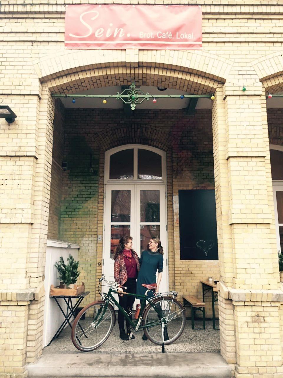 Bei Hannas Haarrad und Café Sein :-)