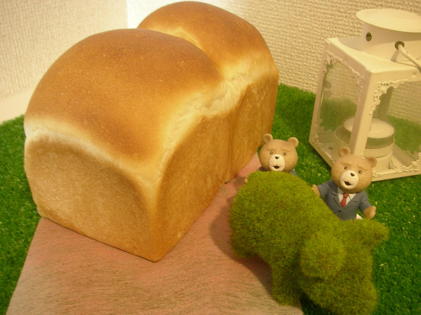 食パン(毎日の食パンも自宅で作れます)
