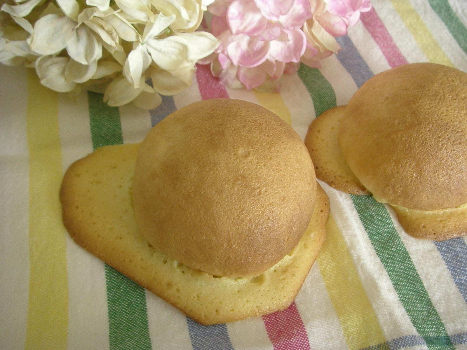 ボルガ(スウィートブール、ぼうしパンとも呼ばれます)
