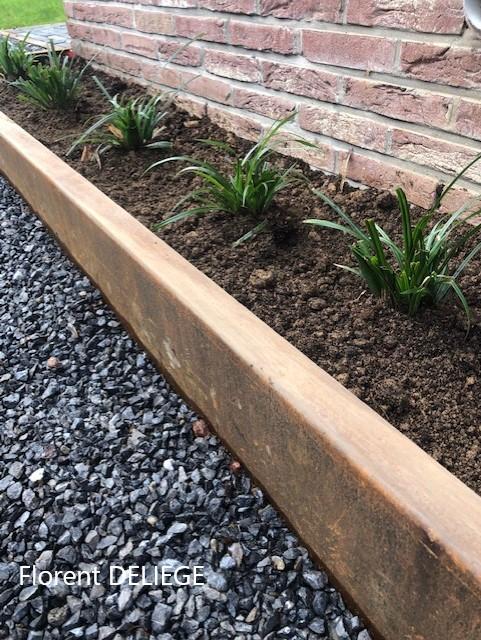 entrepreneur Paysagiste aménagement extérieur jardin contemporary landscaping