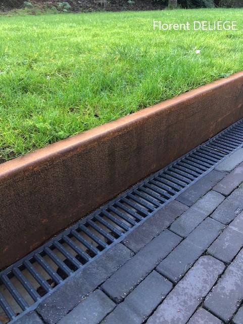 terrasse jardin paysagiste sprimont ferrieres beaufays embourg angleur boncelles contemporary landscaping