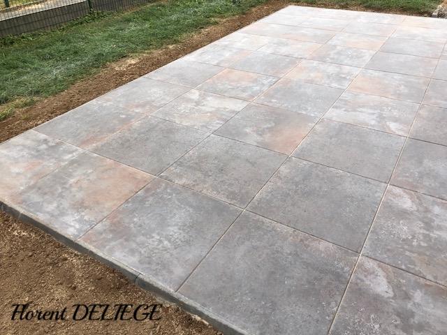 aménagement création terrasse