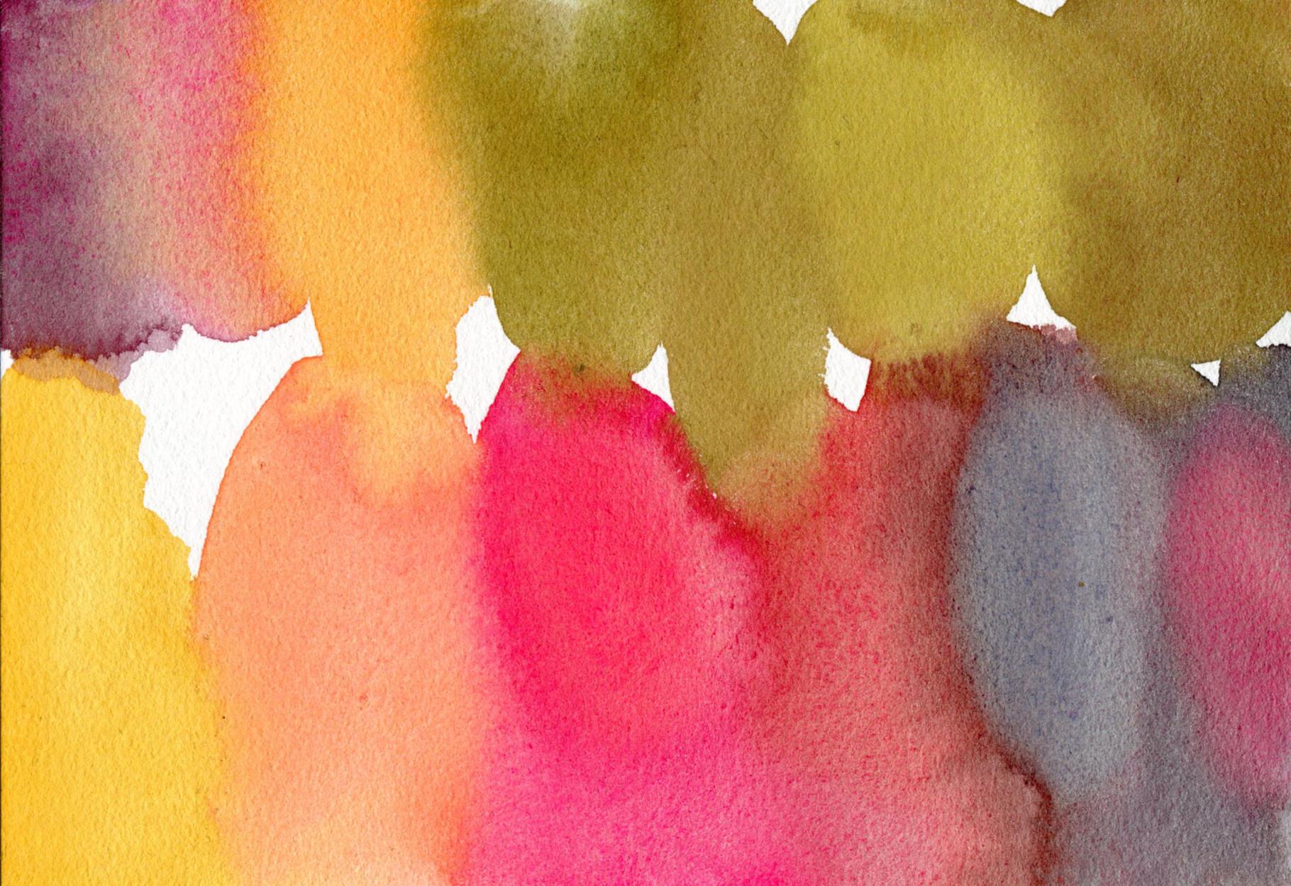 """""""drawing1513"""" watercolor,paper 14.8×21  2015"""
