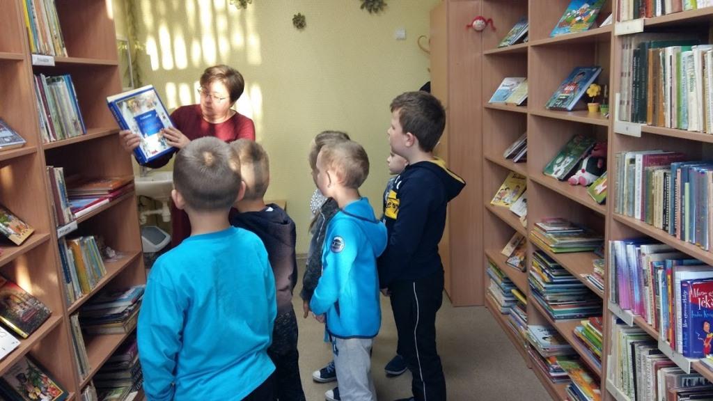 Pirmokai - jauniausi skaitytojai