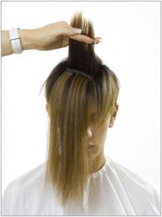 Haarverlängerung Quikkies Fertig