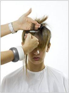 Haarverlängerung Quikkies unterlegen