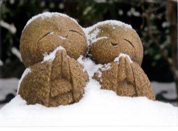 JUN  雪こじぞう