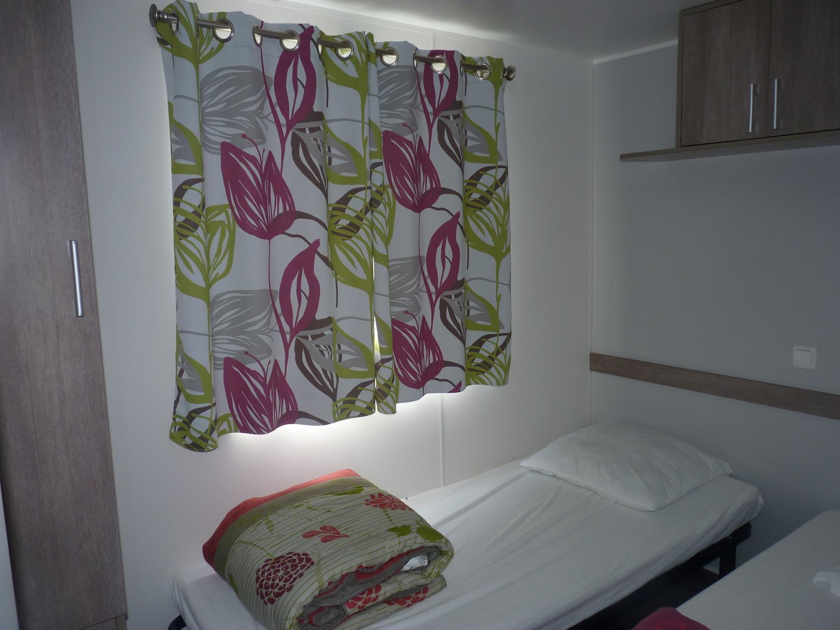 Chambre MH Trigano, 3 chambres