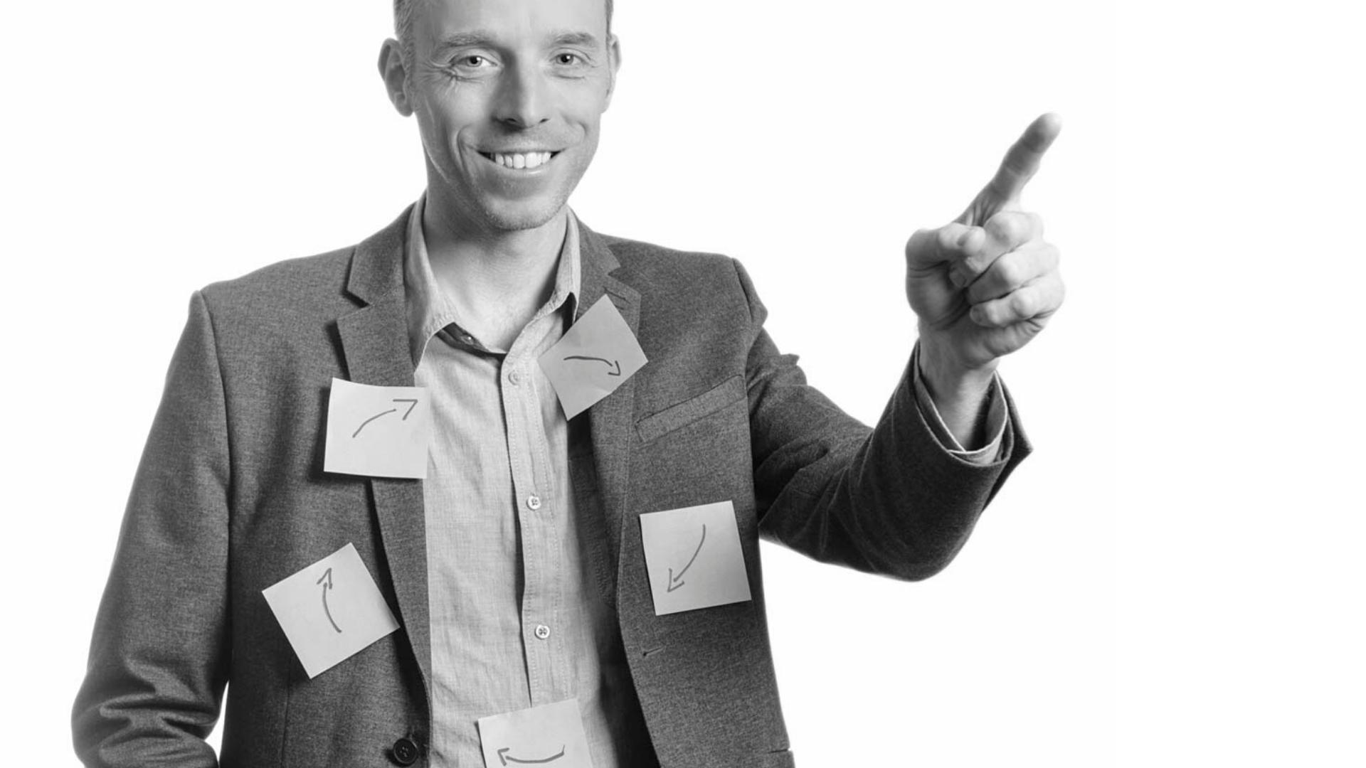 Vincent Truyens (Positive Instinct®), un smark man, activiste d'entreprises régénératives