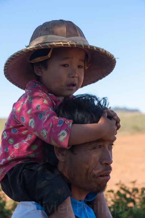 Birmanie - Pays Shan