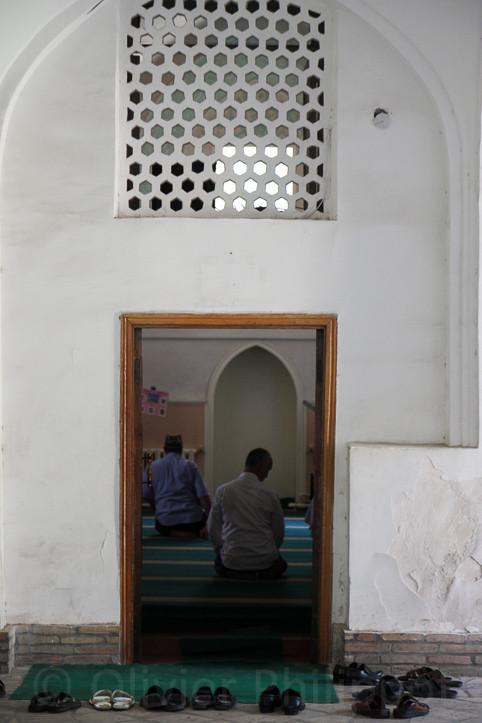 Uzbekistan - Tachkent - Medersa Kukeldash