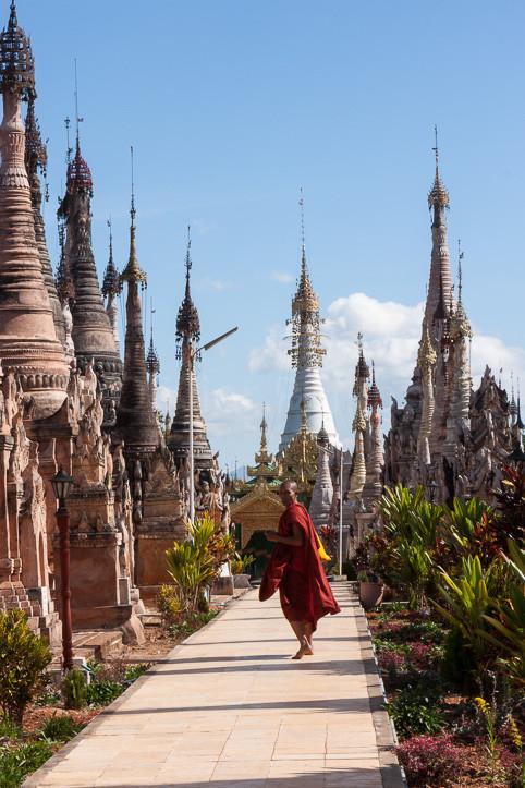 Birmanie - Kakku
