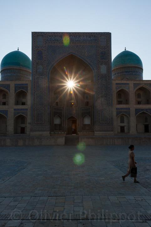 Uzbekistan - Boukhara
