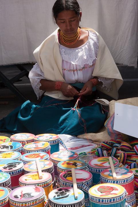 Equateur - Otavalo