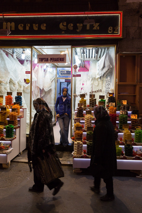 Istanbul - Bazar égyptien