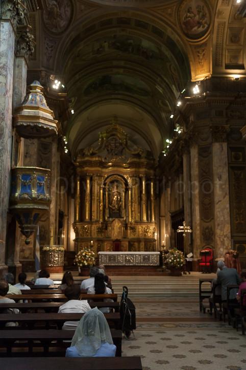 Buenos Aires - Cathédrale Métropolitaine