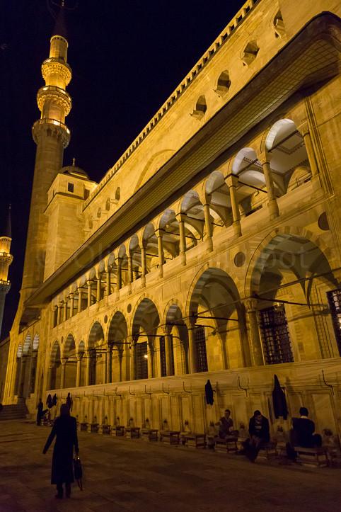 Istanbul - Mosquée Soliman le magnifique