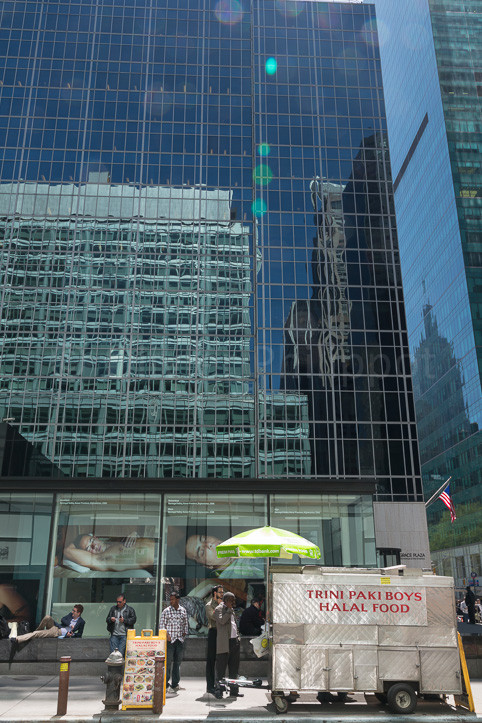 New York - Street food