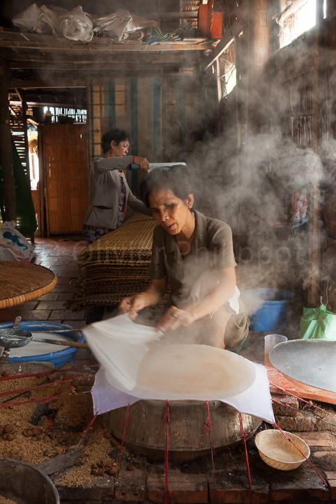 Vietnam - Mékong - Cuisine traditionnelle