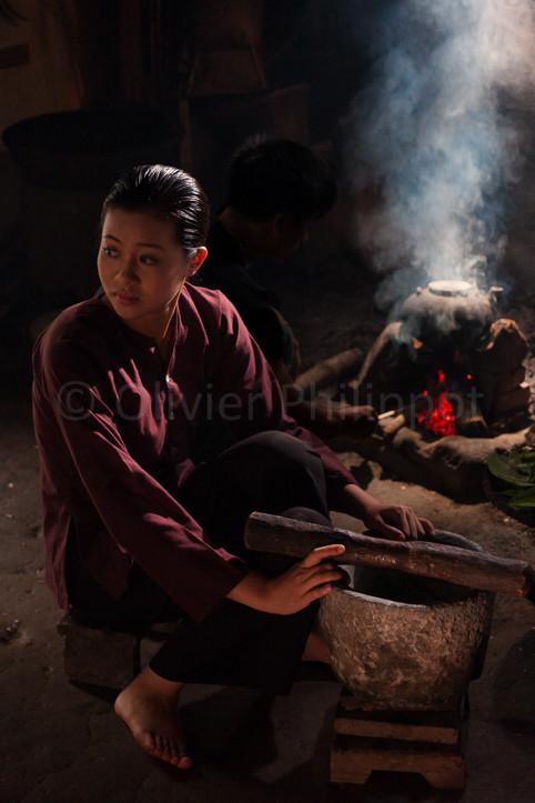 Vietnam - Hanoï - Cuisine traditionnelle