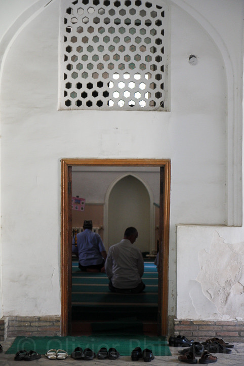 Ouzbékistan - Tachkent - Medersa Kukeldash
