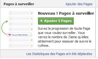 surveiller la page facebook d un concurent