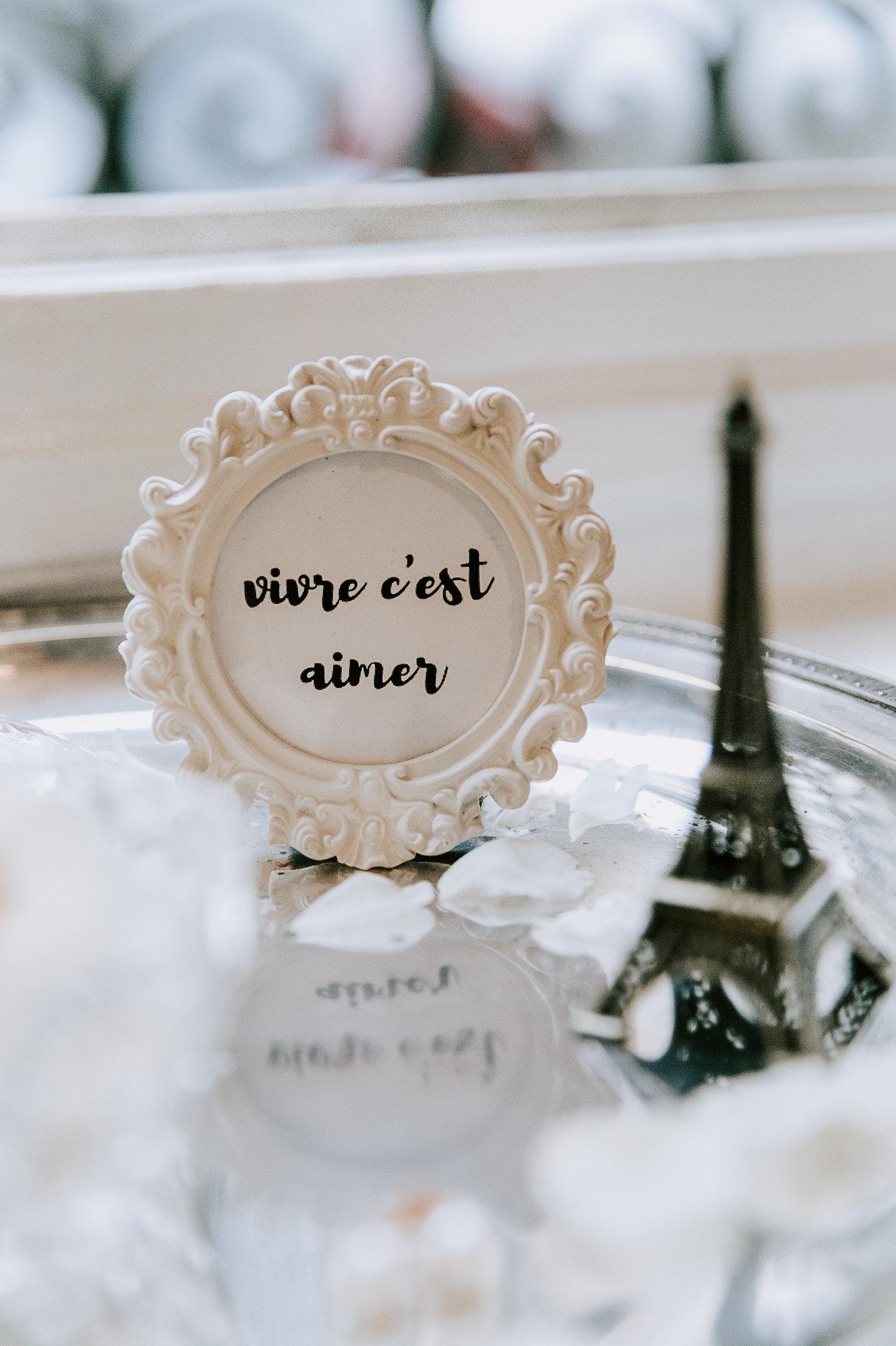 Утро невесты в Париже