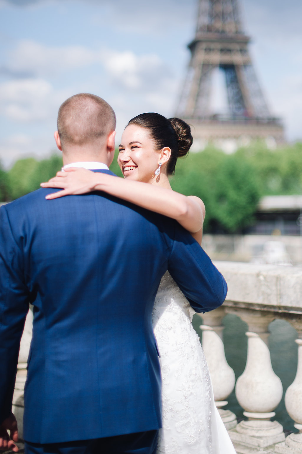 elopement in Paris