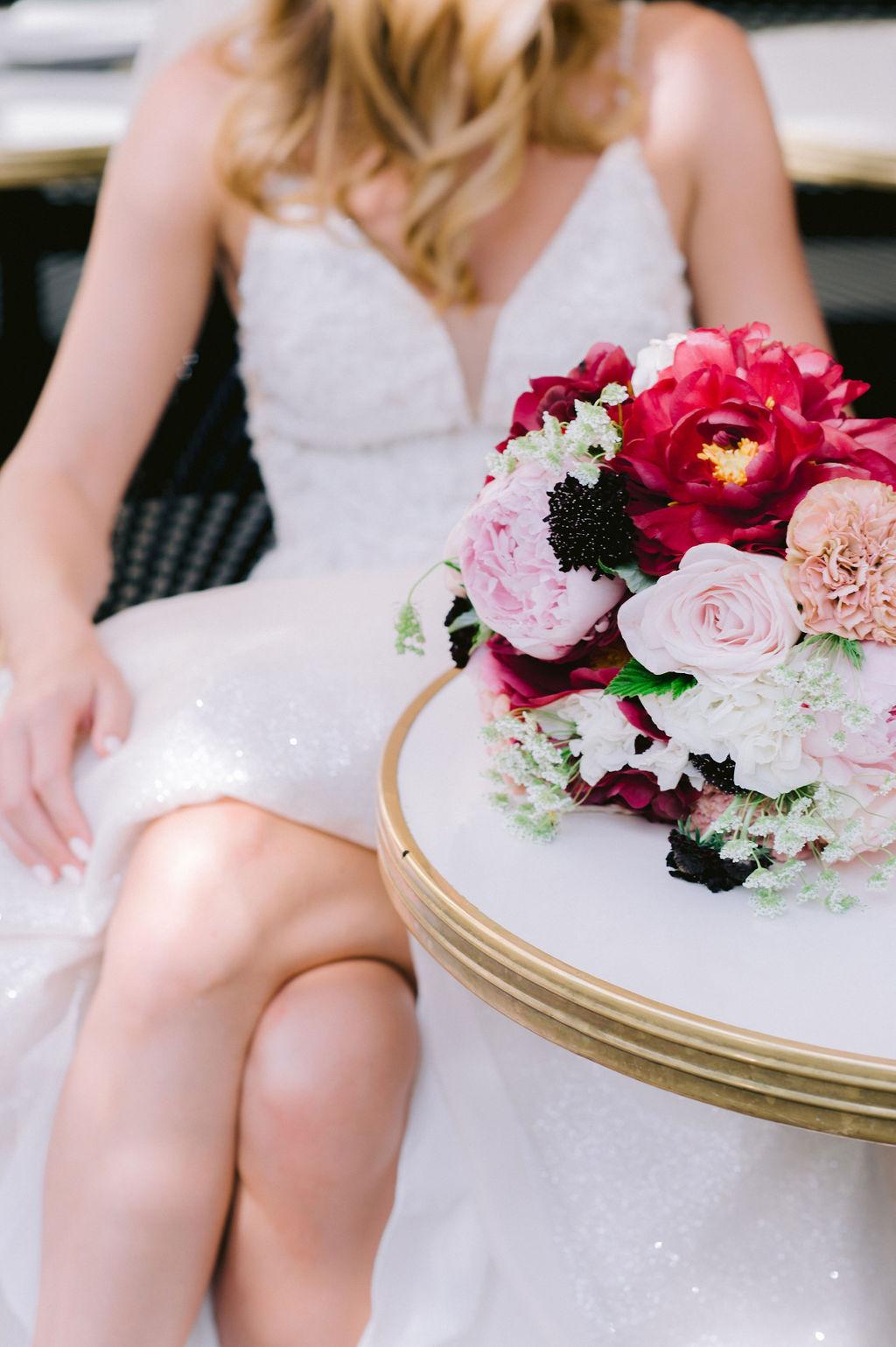 intimate weddings in Paris