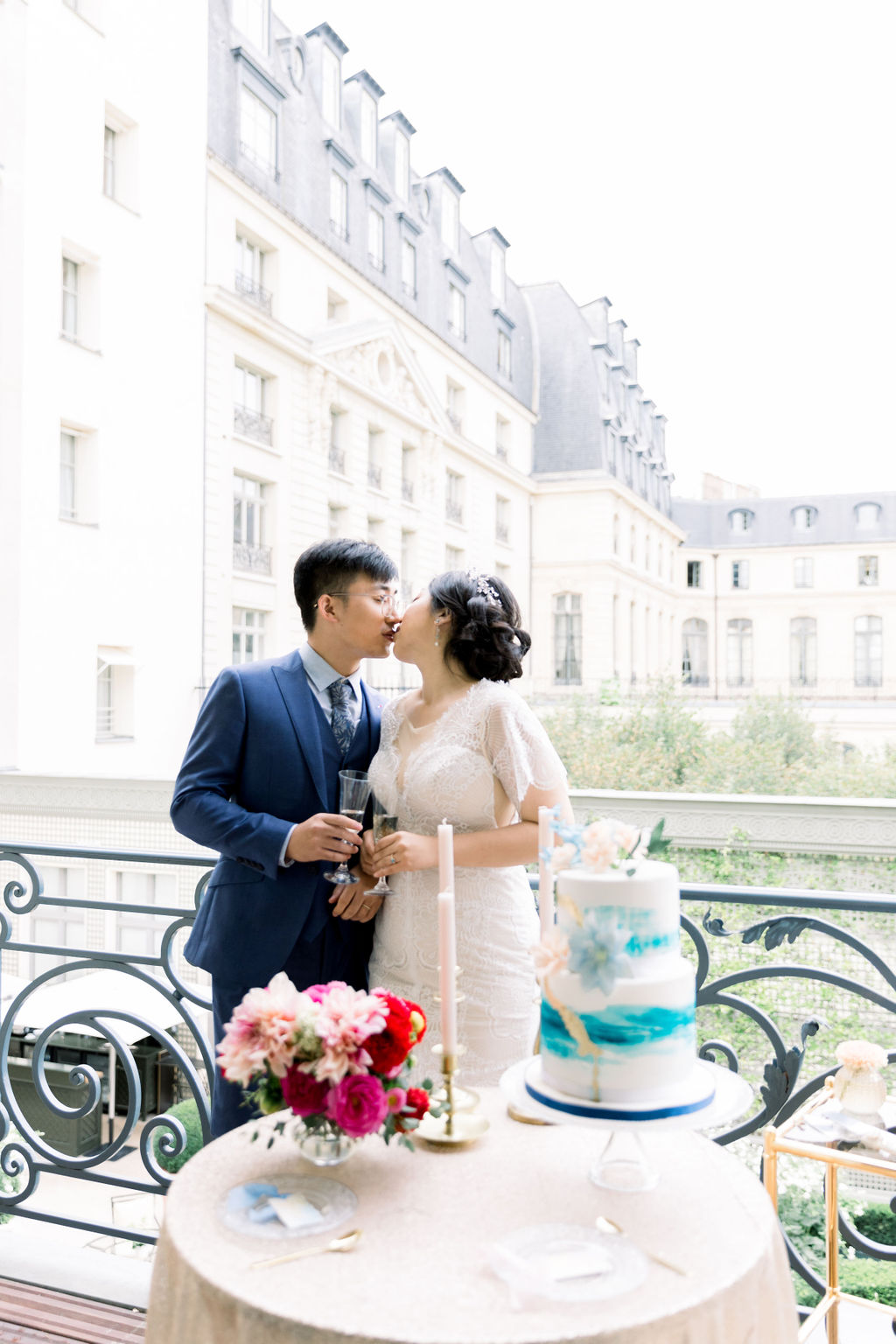Ritz wedding in Paris