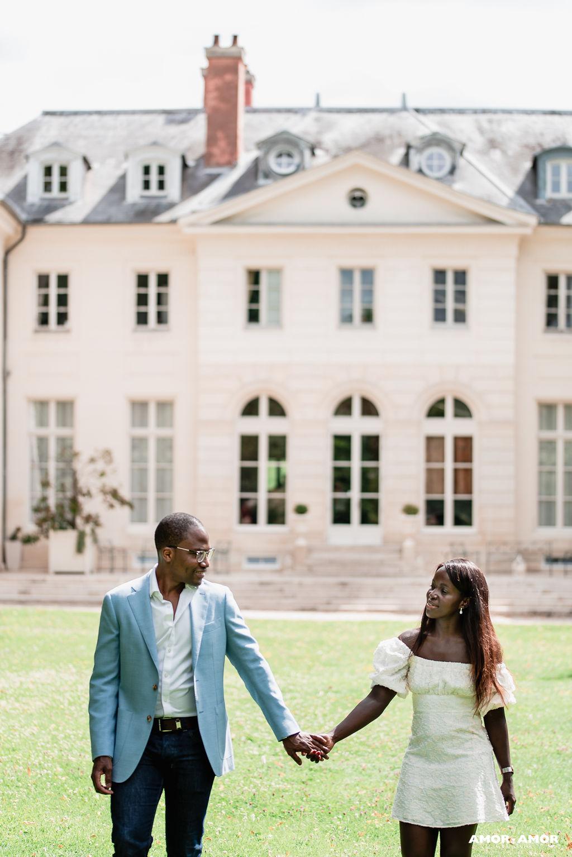 chateau wedding near Paris