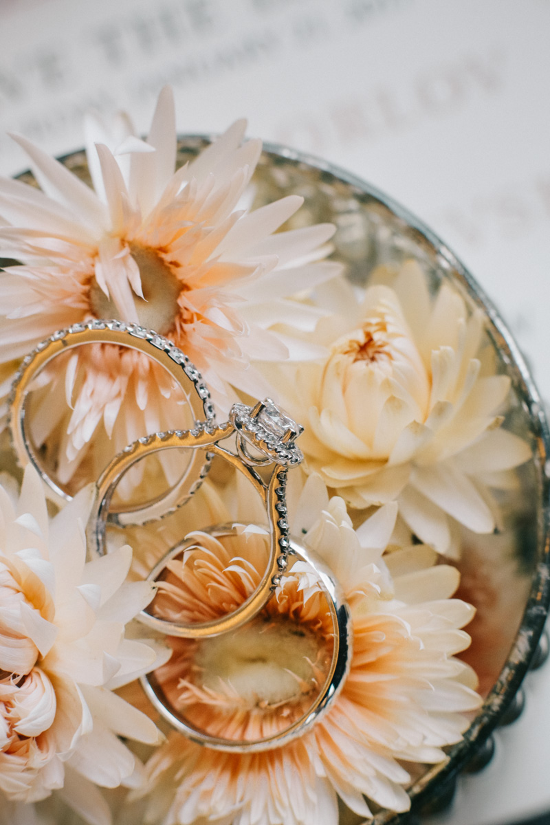 свадебные кольца франция