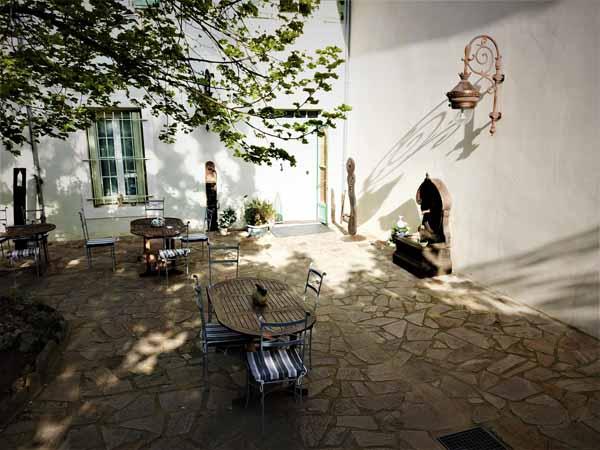 Extérieur Maison Bersane hébergement Lamalou les bains
