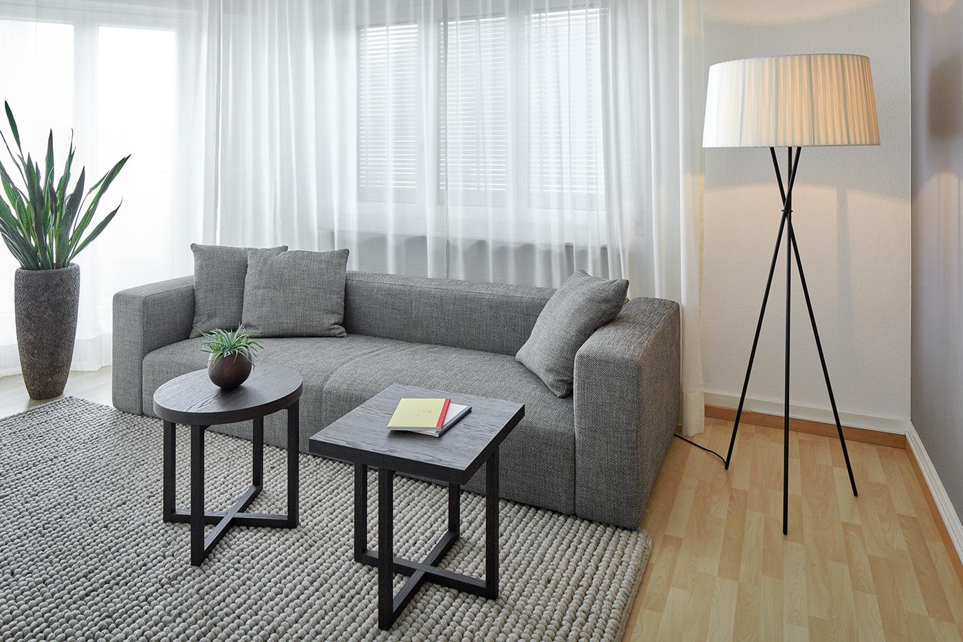 Living Objekt Wohnung Zürich