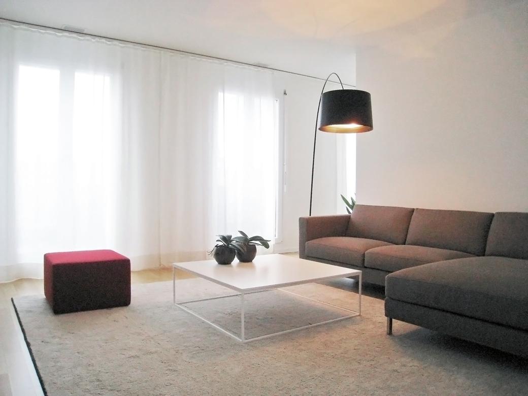 Living Objekt Loft Zürich West