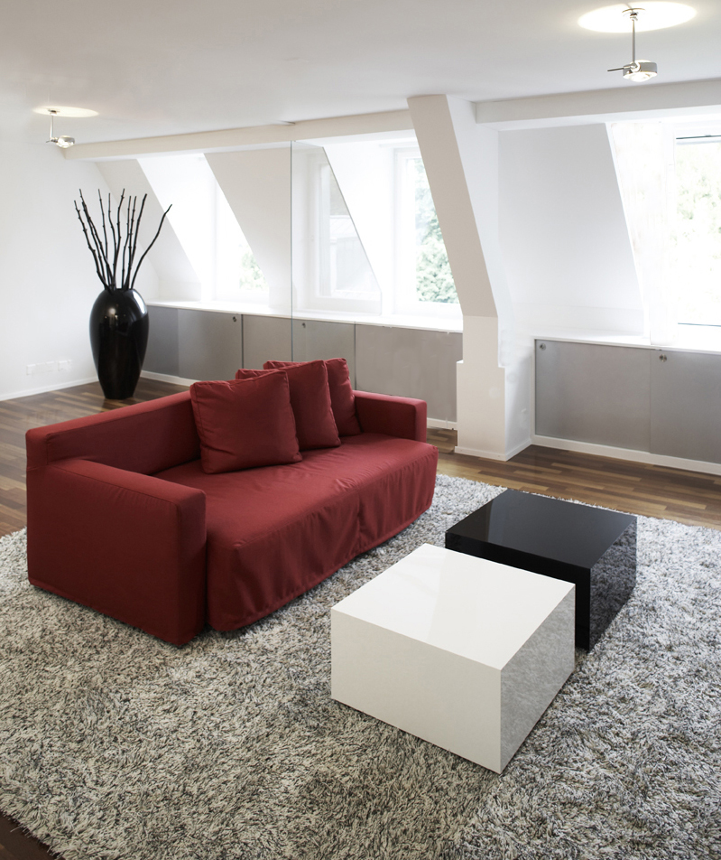 Living Objekt Loft Zürich
